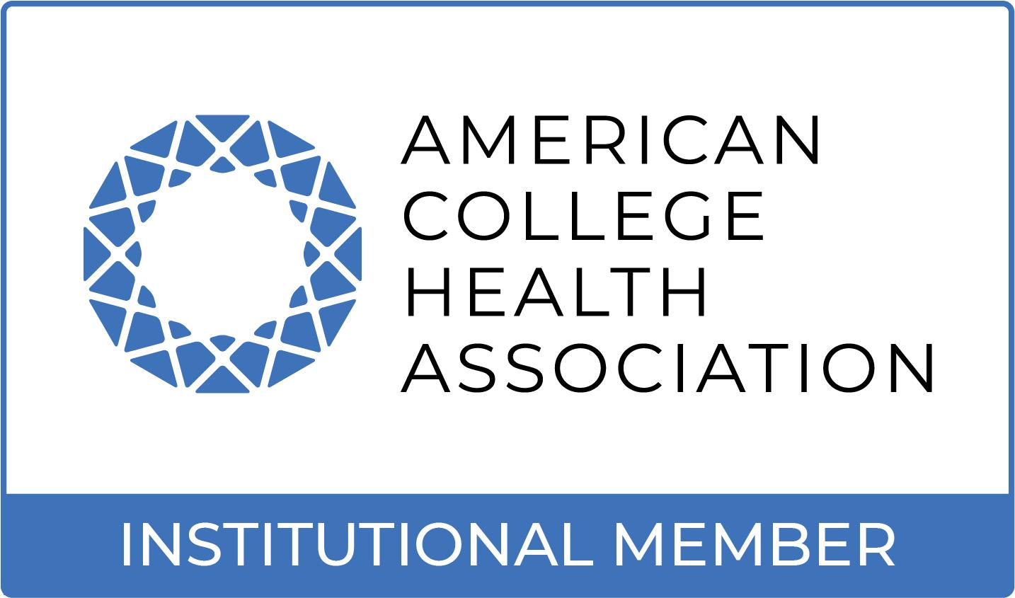American College Health Association Institutional Member